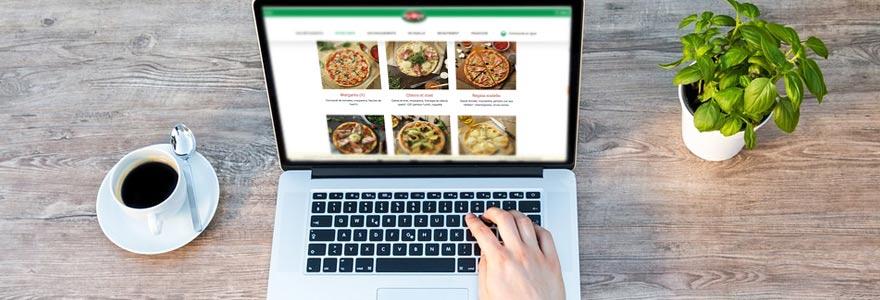 carte pizza