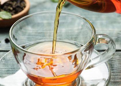 Les utilisations du thé