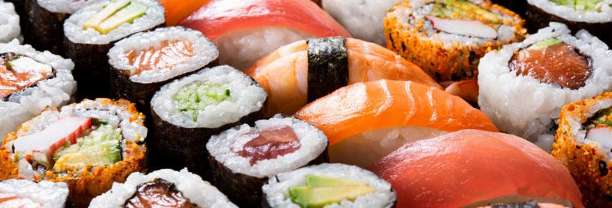 sushis à Metz